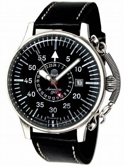Automatic Aeromatic A1395 Watches 1912 Hour Dial