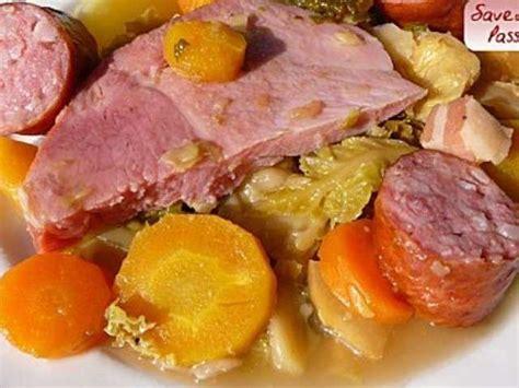 recettes de pot 233 e de saveur
