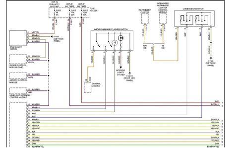 bmw e36 light wiring diagram e61 light wiring