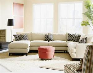 Crisp contemporary modular sectional sofa can be for Sectional sofas that can be rearranged