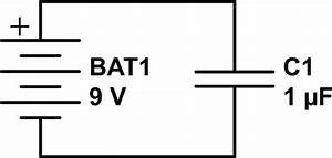 capacitors as a storage for electricity electrical With charging capacitor bank with current limiting circuit electrical