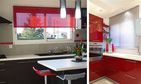 rideaux cuisine gris stores pour cuisine stores discount com