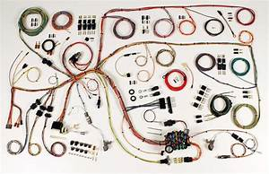 American Autowire Classic Update Series Wiring Harness Kit