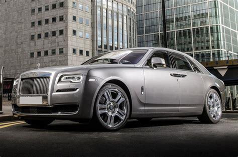 rolls royce ghost luxury sedan coming