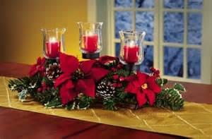 fiber optic christmas decorations poinsettia table centerpieces christmas wikii