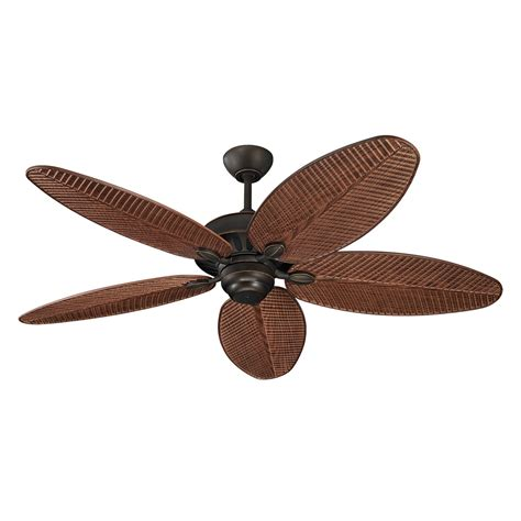 outdoor porch ceiling fans monte carlo cruise roman bronze 52 inch outdoor ceiling