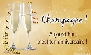 Image Champagne Anniversaire : carte anniversaire champagne carte anniversaire pinterest carte anniversaire champagne ~ Medecine-chirurgie-esthetiques.com Avis de Voitures