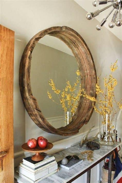 spiegel mit holzrahmen praktisch und elegant archzinenet