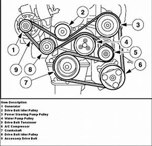 Nissan Idler Pulley Diagram  Nissan  Free Engine Image For
