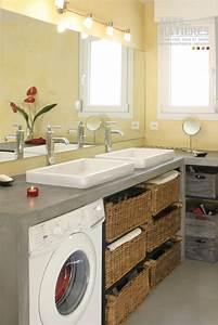 Plan de travail en teck pour salle de bain 3 salle de for Plan de travail en bois pour salle de bain