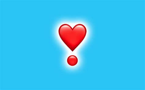 internet explains meaning   heart emoji