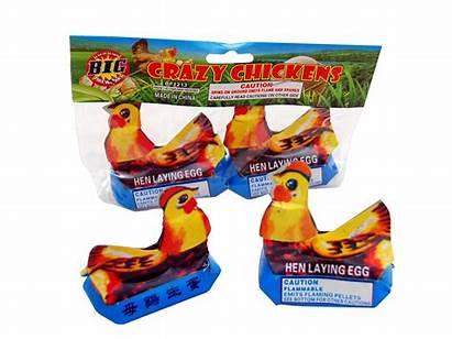 Crazy 1213 Chickens Novelties