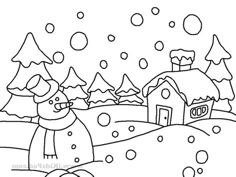 Landscape Drawing For Kids How To Draw House Landscape