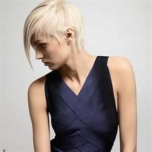 Coupe Cheveux Asymétrique : coupe courte femme asym trique ~ Melissatoandfro.com Idées de Décoration