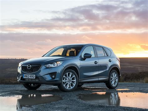 Mazda CX-5 takes title as UK's current fastest selling ...