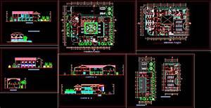 Hospital 2d Dwg Full Project For Autocad  U2022 Designs Cad