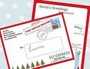 Best 25 Free letters from santa ideas on Pinterest
