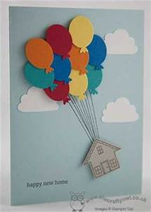 Attaching balloon strings Krystal s Cards Stampin Up
