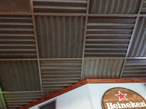 Ceiling Tile Alternatives by Now I What To Do With The Drop Ceiling In