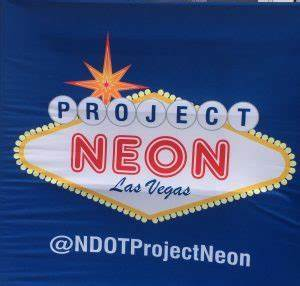 Project Neon An Exciting Change to the Las Vegas Freeways
