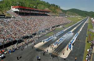 NHRA Racers Eager To Add Chapter To Bristol Dragway Legend ...