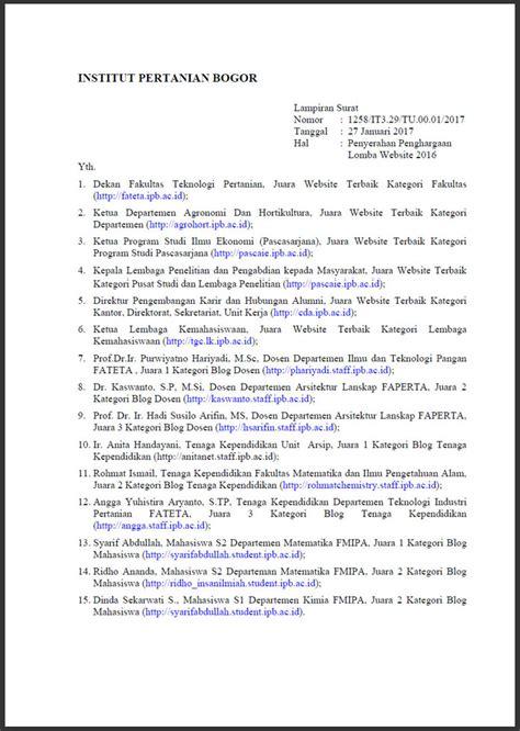 Contoh Surat Dinas Undangan Menurut Administrasi Perkantoran by Cara Melipat Surat Resmi Yang Benar Lengkap