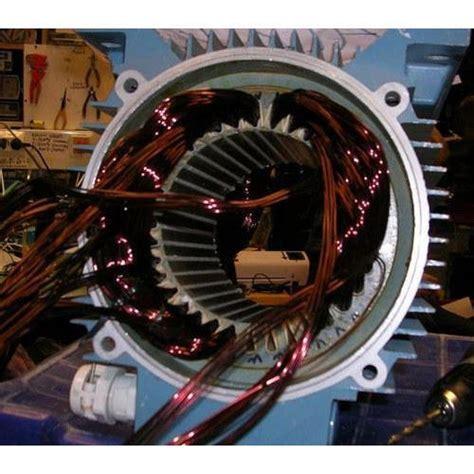 Motor Rewinding by Ac Induction Motor Rewinding Service In Duttawadi Nagpur