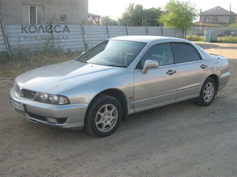 Mitsubishi Diamante 1998 by 1998 Mitsubishi Diamante Ii Pictures Information And