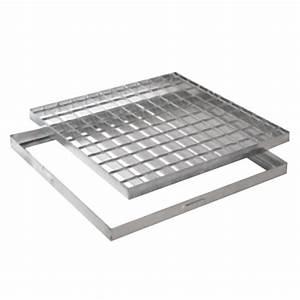 Grille Caillebotis Acier Galvanisé : grille caillebotis acier galvanis 40x40 ~ Edinachiropracticcenter.com Idées de Décoration