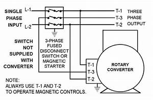 3 Phase Converter Wiring Diagram