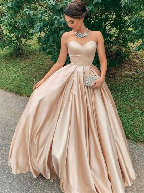Pin on ️ Champagne Dress ️