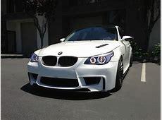BMW 5 Series with 1M Bumper 5Seriesnet