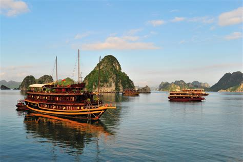 Halong Bay To Hoi An By Boat by Five Things To Do In Wendy Wu Tours
