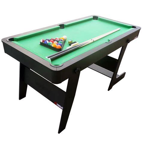 5ft folding table target viavito pt100x 5ft folding pool table