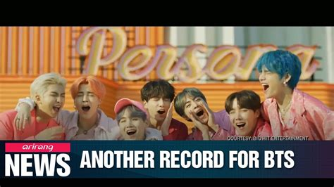 BTS's new MV shatters YouTube record for the fastest 100 ...
