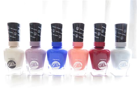 The Best Of Gel Nail Polishes