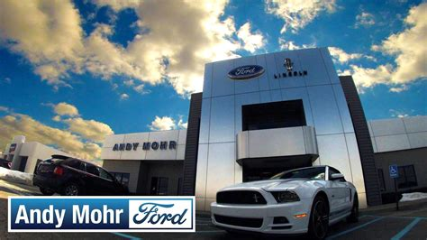 Andy Mohr Mitsubishi by Andy Mohr Ford Lincoln In Plainfield In 46168