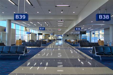 dfw airport terminal  terminal renewal  improvement