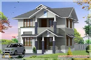 Home Design: Beautiful Bedroom Sqft Kerala Home Design ...