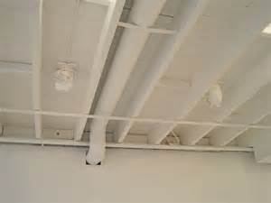 pinterest basement ceiling ideas with exposed joists