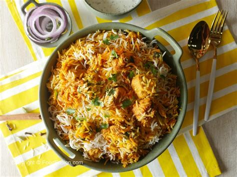 butter chicken biryani food fusion