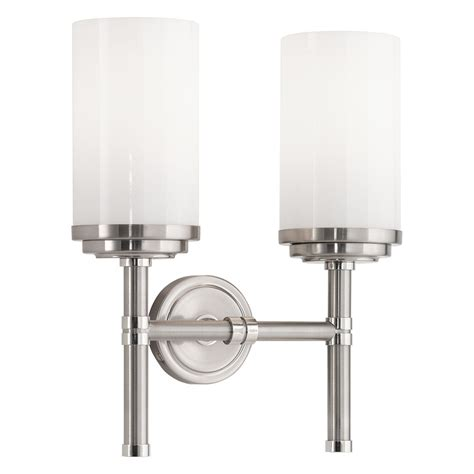 halo double wall sconce robert collectic home