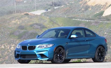 bmw m2 sports coupe gets track tested ctv news autos
