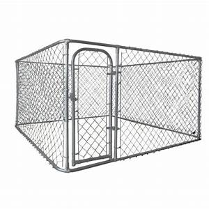 Small dog run animal pet enclosure fencing 23x23m buy for Dog run cage enclosure