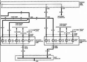1995 Ford Probe Wiring Diagram Fuse Box Main To Under Dash