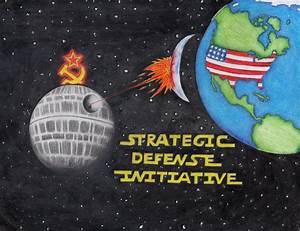 Strategic Defense Initiative Political Cartoon by ...
