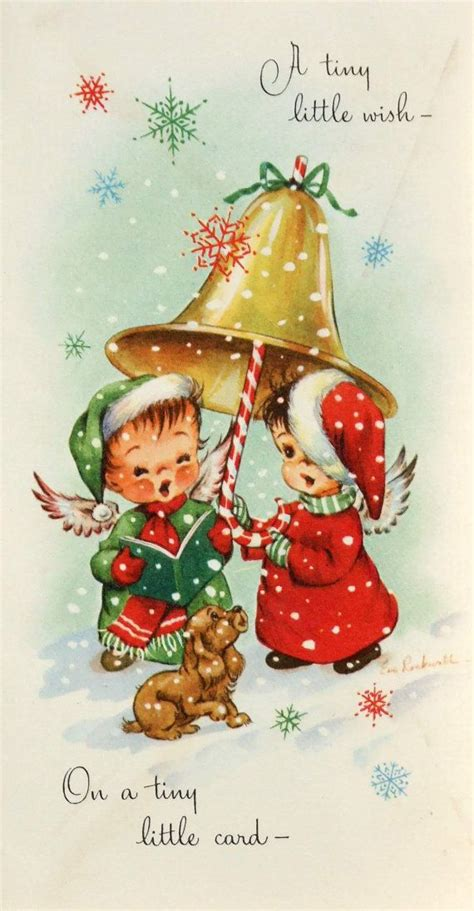 christmas bell s christmas wishes pin by phyllis strachan on ole time christmas pinterest