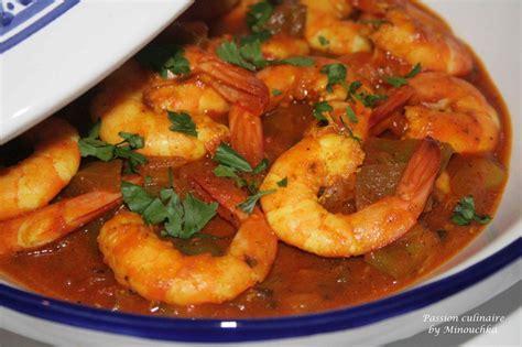 cuisiner crevette tajine aux crevettes culinaire by minouchka
