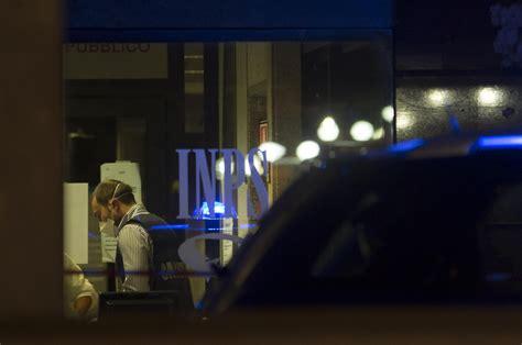 Sede Inps Venezia by Roma La Tragedia Alla Sede Inps Le Immagini