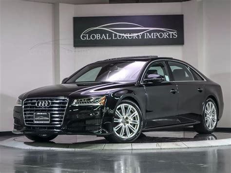 Audi A8 For Sale by 2016 Audi A8 L For Sale Gc 21274 Gocars